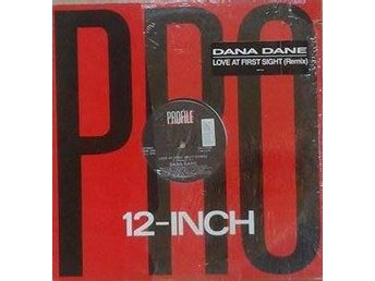 "Dana Dane title* Love At First Sight* Hip-Hop 80's Golden 12"" US"