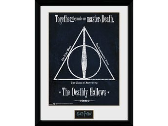 Tavla - Harry Potter - Deathly Hallows