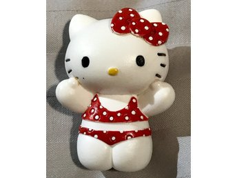 Hello Kitty bikini 2010 bullyland made in Germany