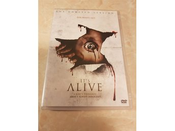 It s Alive ( Unrated Version ) Utgått! - Kalmar - It s Alive ( Unrated Version ) Utgått! Skräck från 2008 av Josef Rusnak med Bijou Phillips och James Murray. Svensk version ( Text ) Skickas i skyddande Jiffypåse med Posten, tar dock ej ansvar för deras evt slarv! Efter avslutad auktion, be - Kalmar