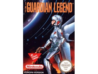 Guardian Legend - NES - Kassett