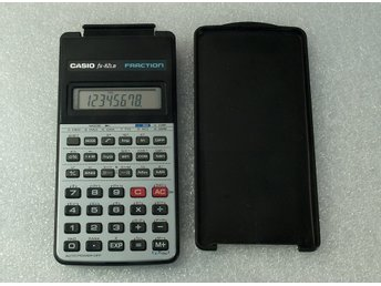 Casio fx-82LB FRACTION-