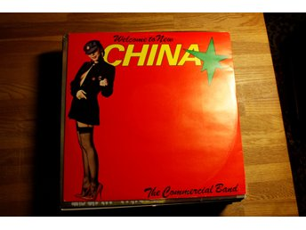 The Commercial Band ?– Welcome To New China / The Disco Hit