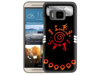 HTC One M9 Skal Naruto Flagga