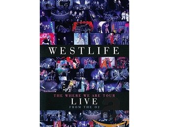 Westlife - The Where We Are Tour - DVD