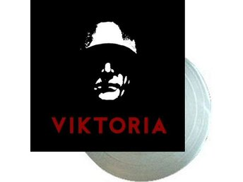 Marduk -Viktoria lp silver vinyl ltd 300 copies Swedish blac