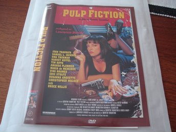 DVD-PULP FICTION