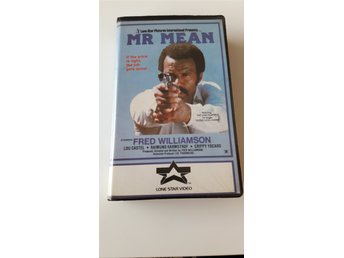 Mr Mean VHS