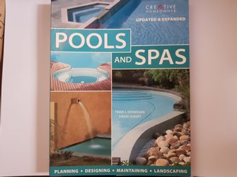 Pools and spas planning designing maintaining landscaping