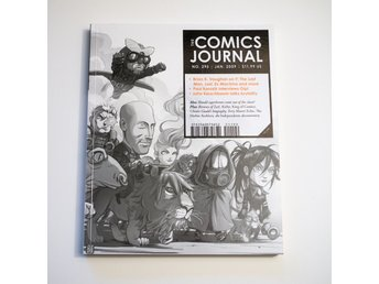 The Comics Journal #295 jan. 2009
