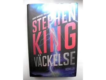 VÄCKELSE Stephen King 2014 FRI FRAKT!