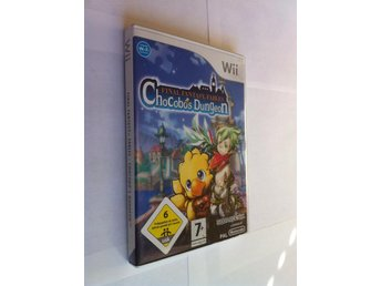 Wii: Final Fantasy Fables: Chocobo's Dungeon