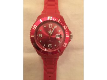 Ice watch Big Warm red