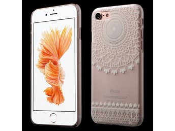 "iPhone 7 4,7"" Skal Characteristic Flower"