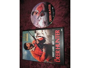 THE DEER HUNTER (ROBERT DeNIRO,MERYL STREEP) DVD
