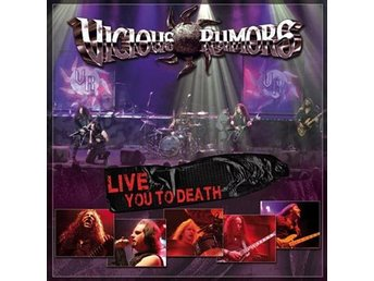 Vicious Rumors: Live you to death 2012 (CD)