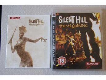 - Silent Hill Homecoming, PS3 -