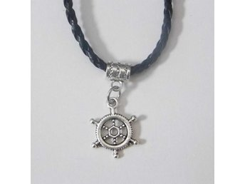 Skeppsratt halsband / Ship's wheel necklace