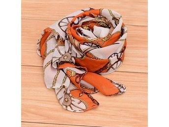 New Ladies Soft Voile Chiffong Scarf Sjal Halsdukar Scarves
