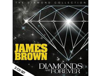 Brown James: Diamonds Are Forever (2 CD) - Nossebro - Brown James: Diamonds Are Forever (2 CD) - Nossebro