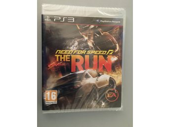 Need for speed The run PS3 Nytt i obruten förpackning!