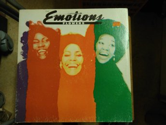 The Emotions - Flowers, LP