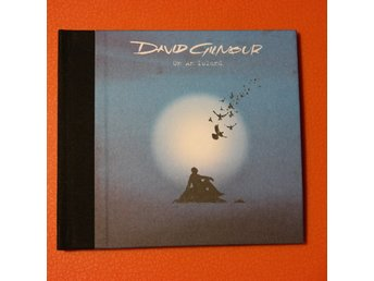 David Gilmour - On An Island - Cd+Bok - Pink Floyd
