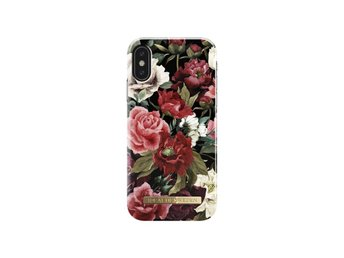 iDeal of Sweden - Fashion Case - Antigue Roses - iPhone X