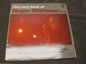 Roger Whittaker The best of ... Vol.2