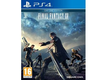 Final Fantasy XV (15) - Playstation 4