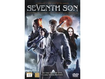 DVD - Seventh Son (Beg)