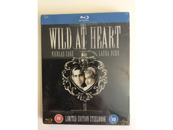 Wild At Heart - Limited Zavvi Exclusive Steelbook (Blu-ray) - UTGÅTT