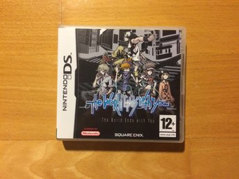 The World Ends With You - Nintendo DS