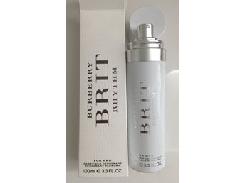 Burberry Brit Rhythm For Her Deo Spray 100 ml