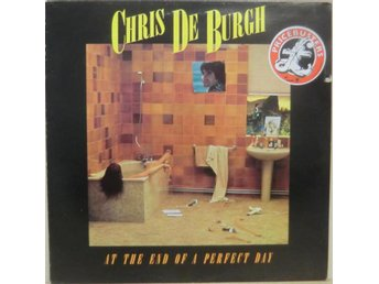 Chris De Burgh-At the end of a perfect day / LP