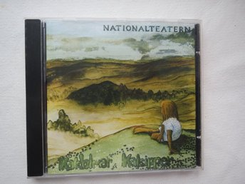 CD / NATIONALTEATERN - KÅLDOLMAR & KALSIPPER // (P) 1976 // (C) 1994