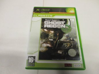 Tom Clancy's Ghost Recon - XBOX (Komplett)