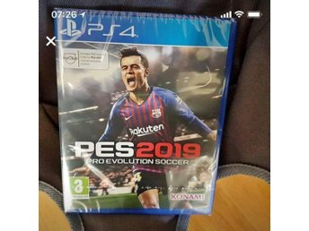 PES 2019 (PRO EVOLUTION SOCCER 2019) (PS4)