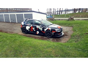 Ford focus ST 2.5T
