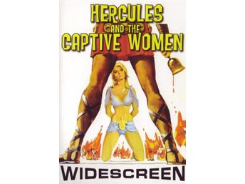Hecules:and the Captive Women '61 / Prisoner of Evil '64 Margheriti DVD OOP