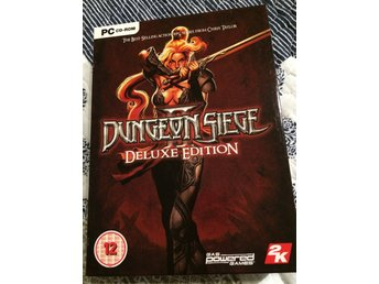 Dungeon Siege II (2) Deluxe Edition (Small box)