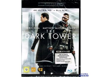THE DARK TOWER 4K ULTRA HD + BLU-RAY - NY INPLASTAD