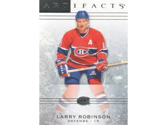 2014-15 Artifacts #58 Larry Robinson