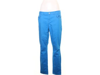 Perfect Jeans Gina Tricot, Jeans, Strl: 32, Chloe, Blå
