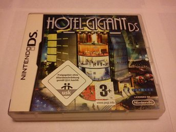 NDS: Hotel Giant DS