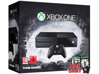 Xbox One 1TB (inkl. Rise of the Tomb Raider)