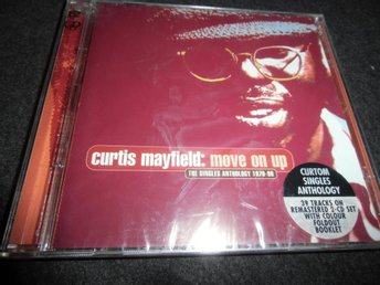 Curtis Mayfield - Singles 1970-90: Move on up -2CD- 1999- Ny