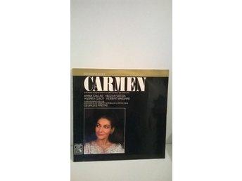 Carmen - Grosser Querschnitt in Französischer Sprache. Bizet - Kungshamn - Carmen - Grosser Querschnitt in Französischer Sprache. Bizet - Kungshamn