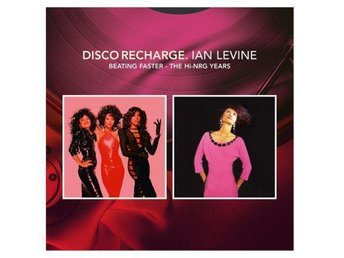 Ian Levine - Beating Faster-The Hi-NRG Years (2014) 2-CD, Harmless, Remastered - Ekerö - Ian Levine - Beating Faster-The Hi-NRG Years (2014) 2-CD, Harmless, Remastered - Ekerö