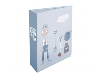 Sebra - Storage for drawings - Farm - boy (4009101)